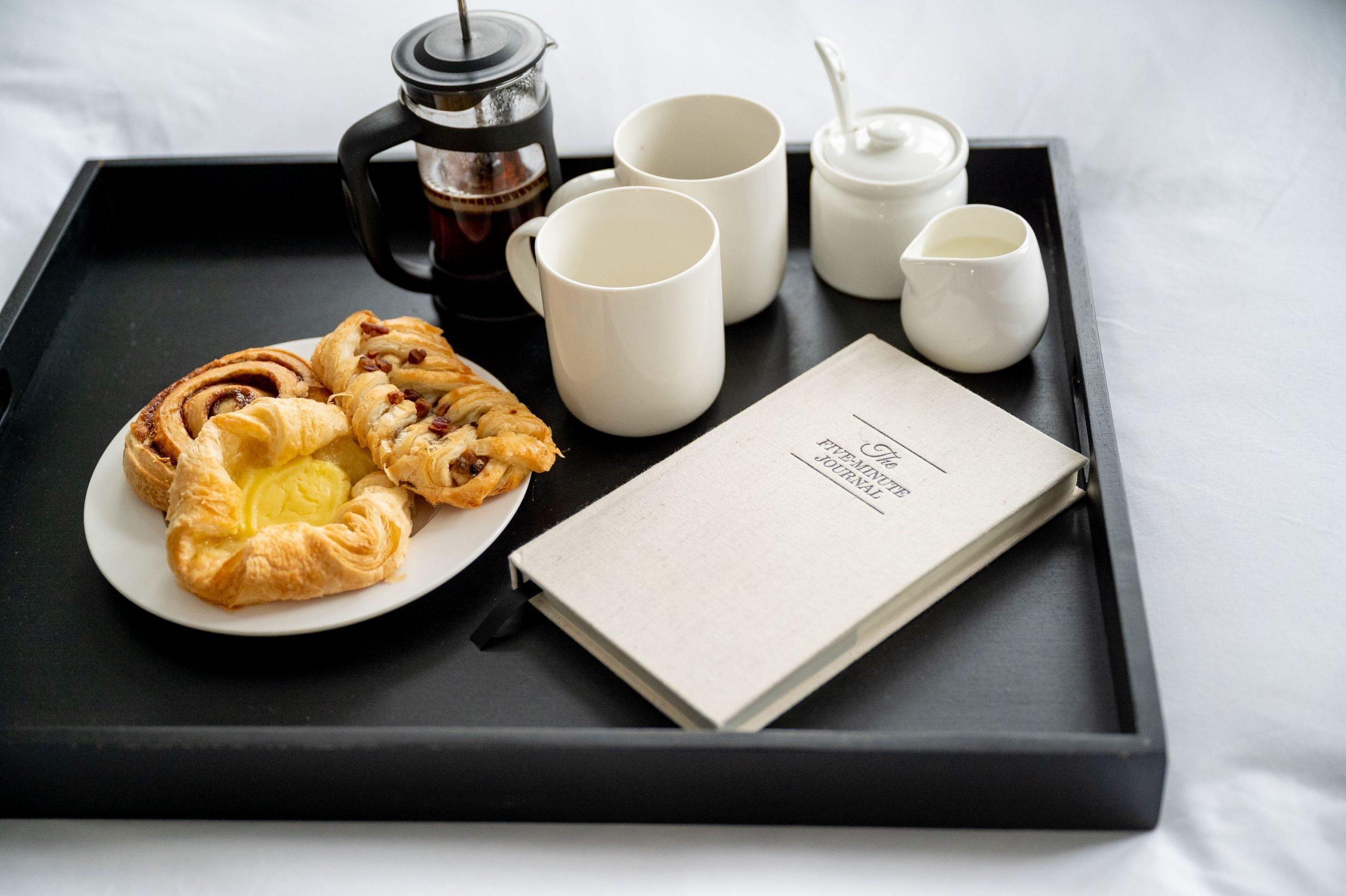 Breakfast – Welcome