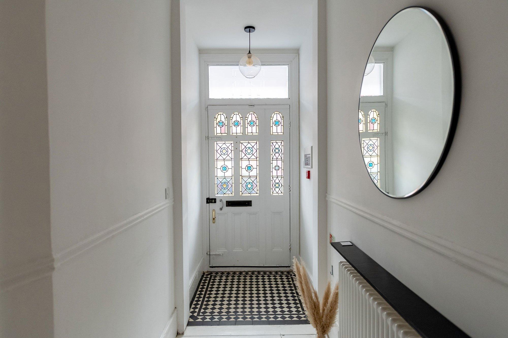 Front Door – Welcome